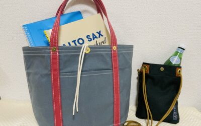 ICHIZAWA SHINZABURO HANPU bags step to abroad online sales.