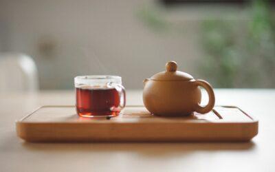 Three great Benefits of drinking Tea.