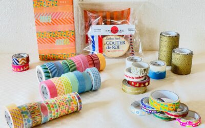 Masking Tape decorates your Life with Kawaii