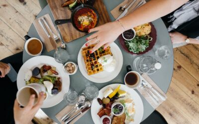 Why Black Tea goes well with Food