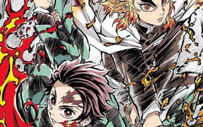 The top of Japanese anime, Demon Slayer(Kimetsu-no-Yaiba)