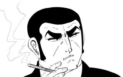 """Three Ultimate """"Gekiga"""" Works of Takao Saito"""